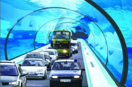 Underwater Tunnel England To France Pictures To Pin On