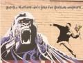 ARTS - banksy vs ishmael