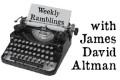 ramblings w JDA