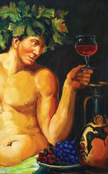 The spirit of Dionysus, Greek god of wine and revelry, will be at Avondale Wine & Cheese this Sunday.