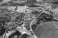 This aerial photograph was taken in the early 1950s and illustrates the explosion of growth in St. Andrew's Parish that promoted the debate over incorporation vs. annexation into the City of Charleston. (Photograph courtesy of Cantey Hare)