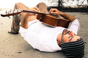 Local musician Mark Jackson will play the next Winedown Wednesday on Sept. 27.