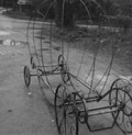 The Cinderella Carriage designed and built by Conlon, Sr. for the ballet stage production of Cinderella. (Photograph courtesy of Philip J. Conlon, Jr.)
