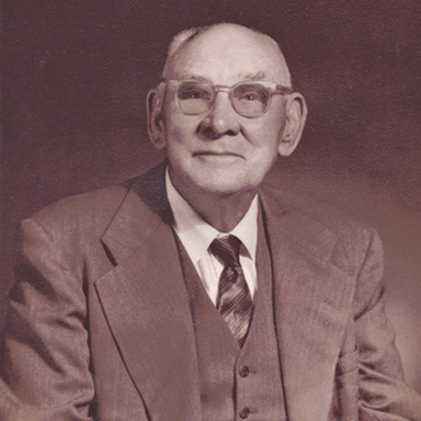 P. L. Bootle was one of the Commissioners of the St. Andrews Parish Fire and Water District. He addition to helping bring water to the Parish he also brought barbecue. (Photograph courtesy of Ina Bootle)
